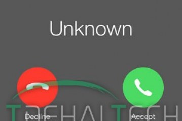 عدم نمایش شماره تماس گیرنده