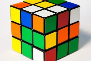 آسانترین راه حل مکعب روبیک