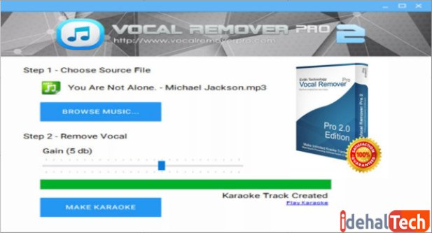 Vocal Remover 2.0