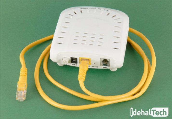 مودم ها و ایجاد نویز در خطوط تلفن