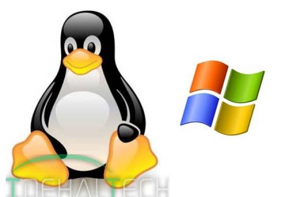 تفاوت هاست لینوکس و ویندوز