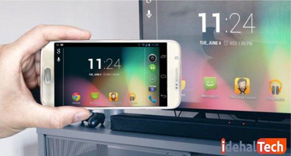 اتصال گوشی موبایل به تلویزیون معمولی