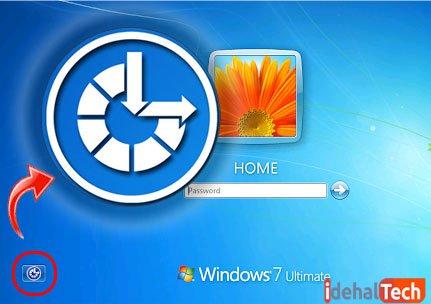 ورود به ویندوز بدون صفحه کلید