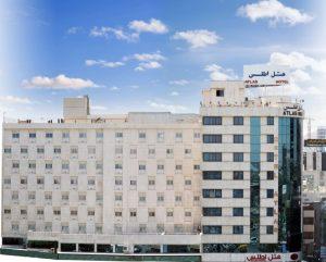 بهترین هتل های مشهد