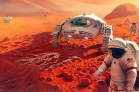 چرا مریخ قرمز است؟