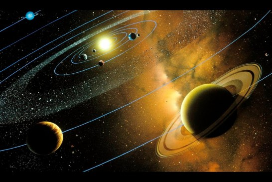 چرا سیاره ها کروی هستند