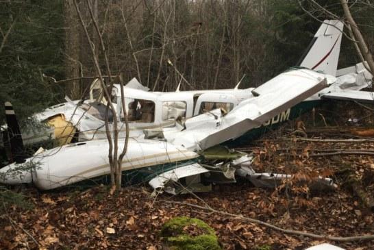 دلایل اصلی سقوط هواپیما
