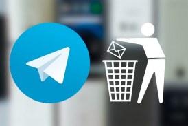 حذف اکانت تلگرام (Delete Account Telegram)