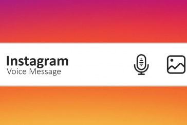 ارسال ویس در اینستاگرام (Instagram)