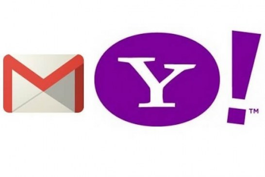 ورود به ایمیل یاهو (Yahoo) و جیمیل (Gmail)