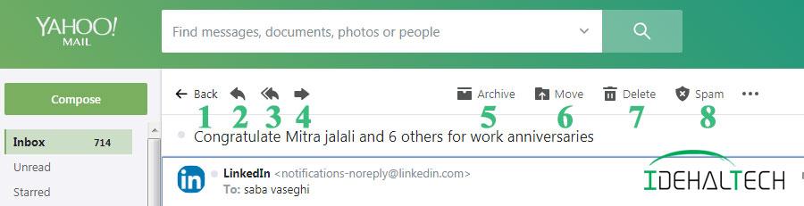 ابزارهای ایمیل