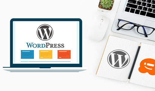 طراحی وبلاگ با وردپرس
