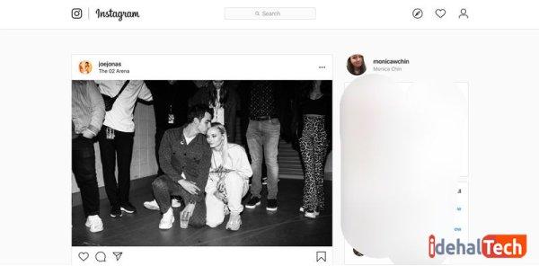 تغییر نام کاربری در اینستاگرام تحت وب