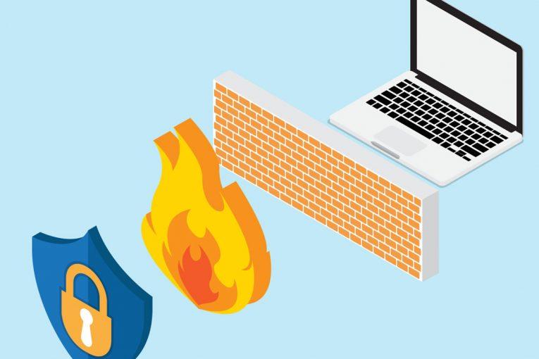 فایروال یا دیوار آتش firewall