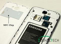 تراشه NFC در گوشی های سامسونگ