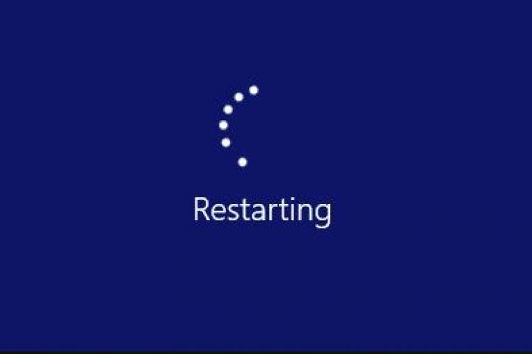 ریستارت شدن مداوم کامپیوتر restart