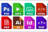 چگونه پسوند فایل ها در کامپیوتر را نمایش دهیم؟