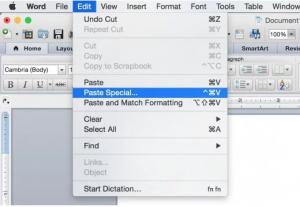 آموزش تصویری تبدیل فایل ورد به عکس در ویندوز ، مک