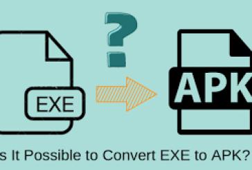 تبدیل نرم افزار اندروید EXE به APK