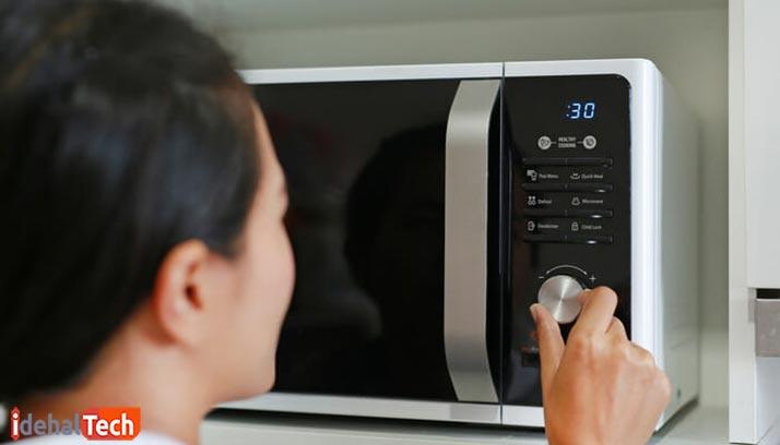 یک دستگاه Microwave Oven