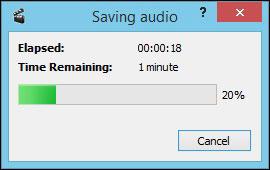 تبدیل کردن فایل تصویری به MP3