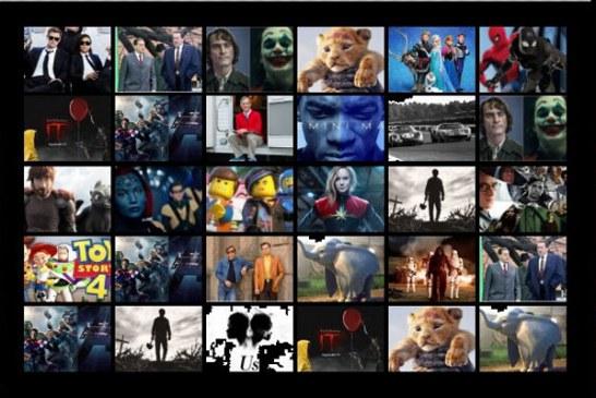 بهترین فیلم و انیمیشن های جدید ۲۰۱۹