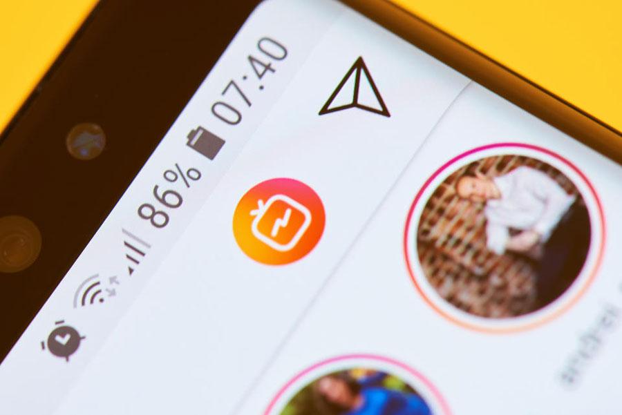 معرفی، ایجاد کانال و بارگذاری فیلم در IGTV اینستاگرام