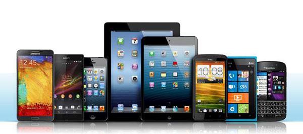 خرید تبلت و تلفن همراه