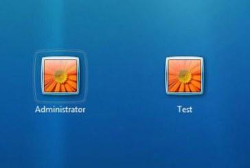 فعال کردن حساب کاربری Administrator در ویندوز ۷