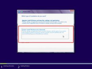 آموزش تصویری نصب ویندوز 8 و 8.1