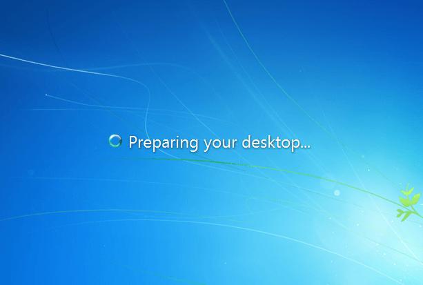 آماده سازی Desktop