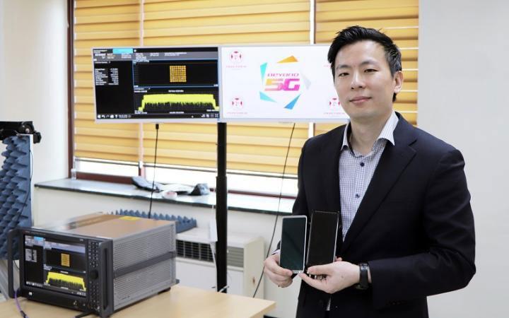 فناوری جدید گوشی 5G پرفسور وانبین هنگ