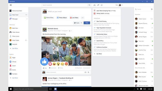 پروفایلهای مردگان فیسبوک