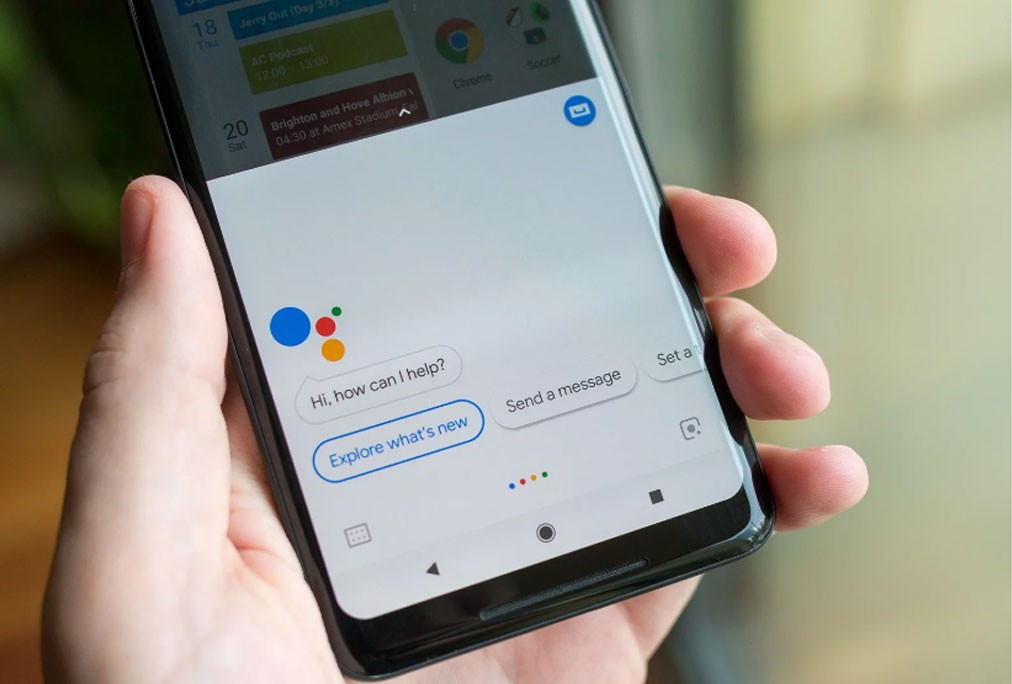 دستیار گوگل Google Assistant