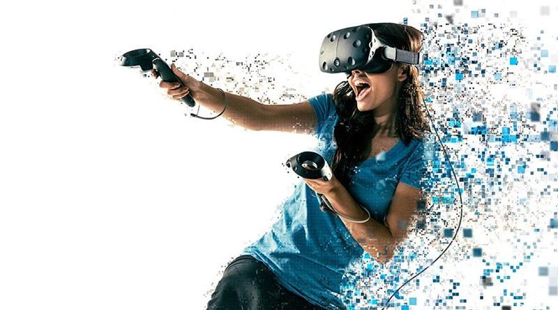 واقعیت مجازی (Virtual Reality)