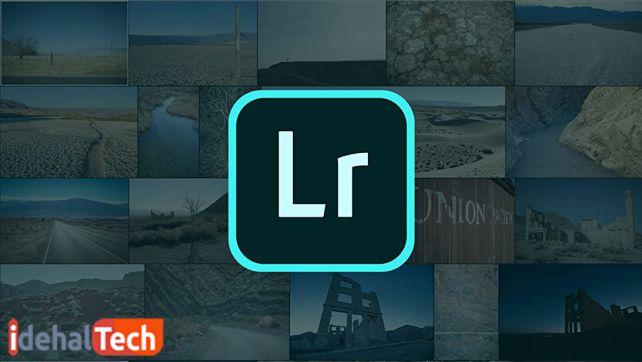 برنامه ویرایش عکس Lightroom