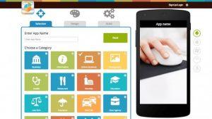 برنامه ساخت اپلیکیشن Appy Pie