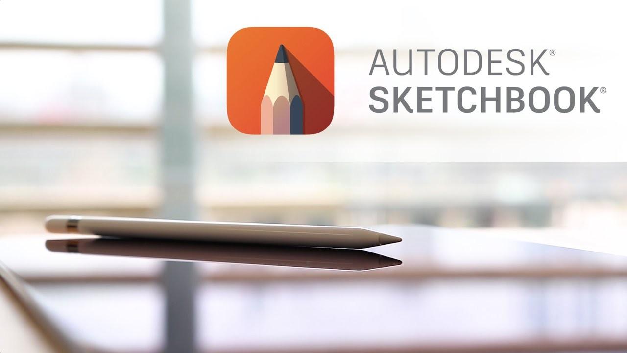 برنامه Sketchbook