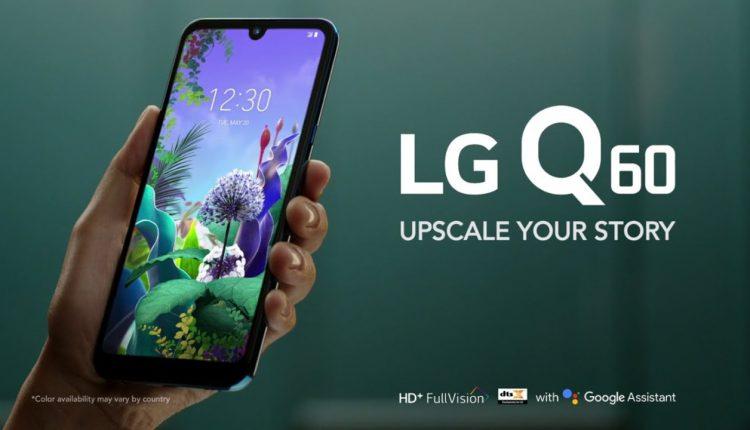 LG Q60 Product Video