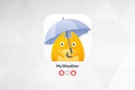 اپلیکیشن آب و هوای MyWeather – پیشبینی وضعیت آب و هوا