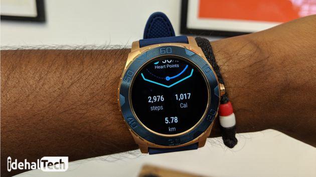 نصب گوگل فیت روی ساعت هوشمند