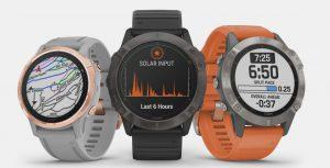 ساعت هوشمند فنیکس خورشیدی