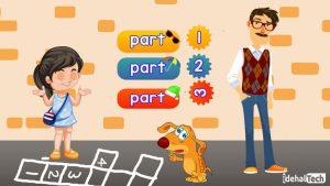 نرم افزار یادگیری زبان کودکان پاپیتا