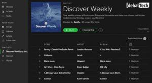 کشف-هفتگی-در-spotify