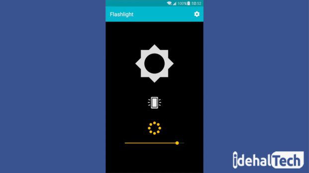 Flashlight by Ruddy Rooster