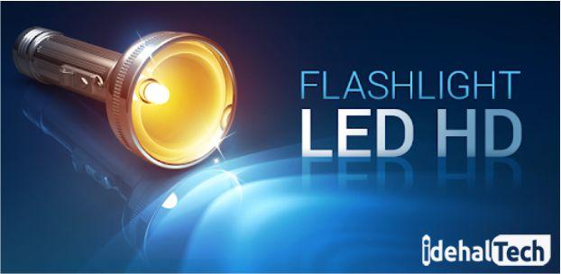 چراغ قوه اندورید Torch Flashlight LED HD