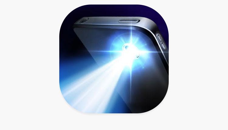 برنامه چراغ قوه فلش لایت flashlight