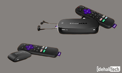 Netflix در یک تلویزیون غیر هوشمند با Roku