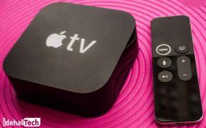 Netflix در تلویزیون غیر هوشمند با اپل تی وی