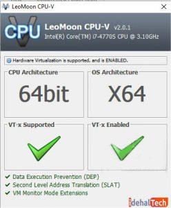 LeoMoon-CPU-V وقتی فعال می شود